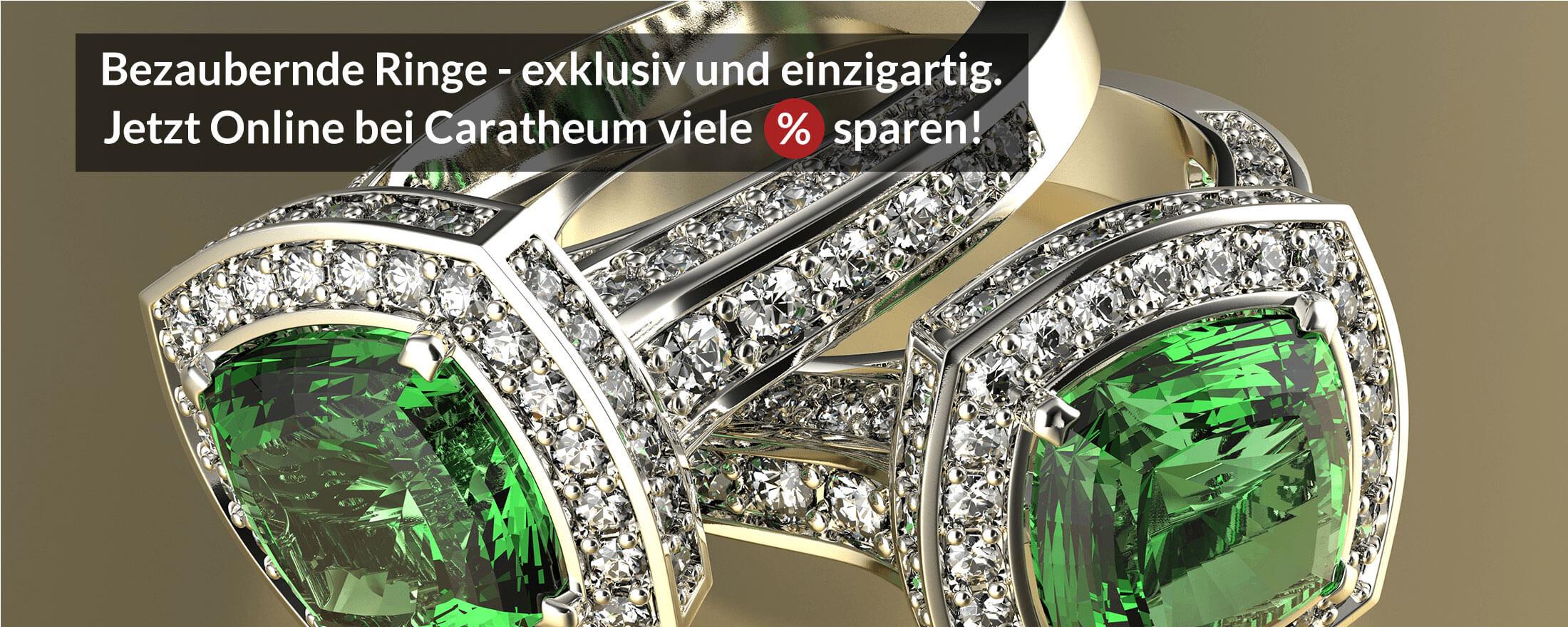 Saphir-Ringe - einzigartige Edelsteine