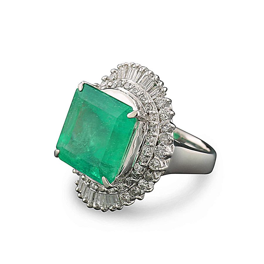 Smaragd - der grüne Edelstein