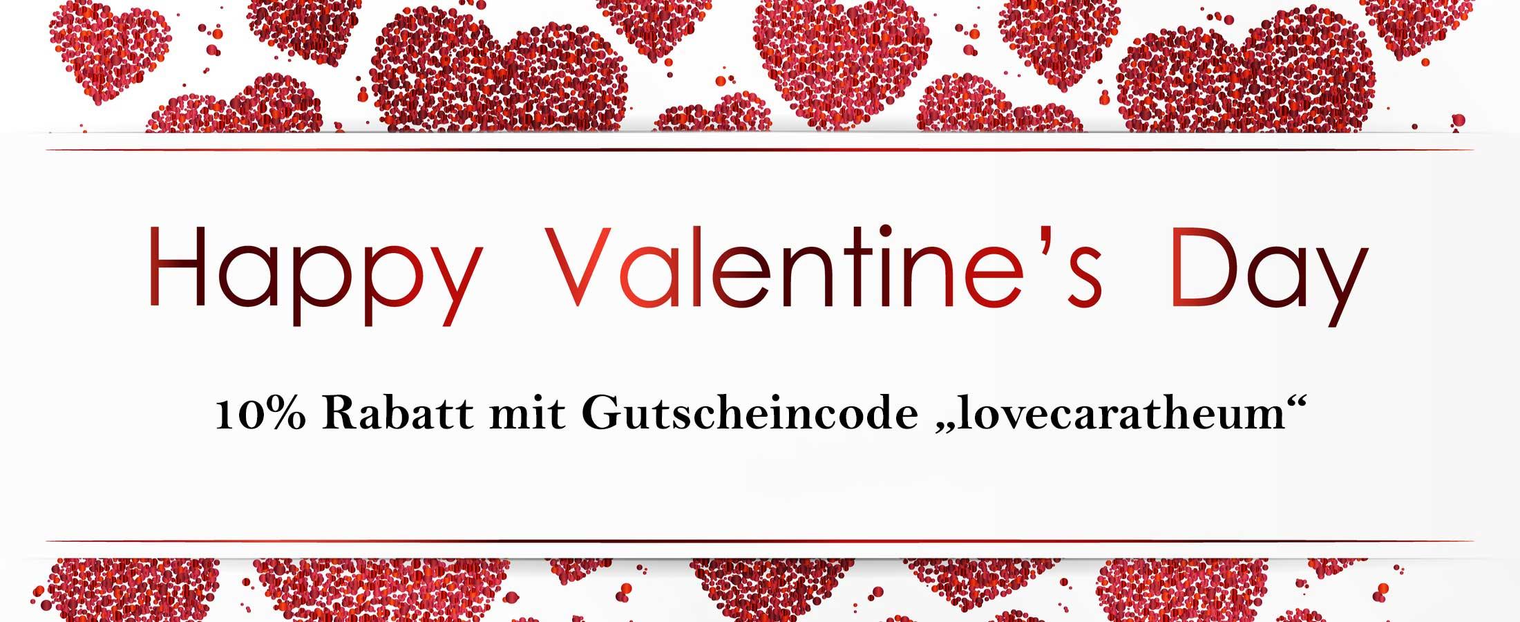 Valentinstag - Tag für alle Liebenden